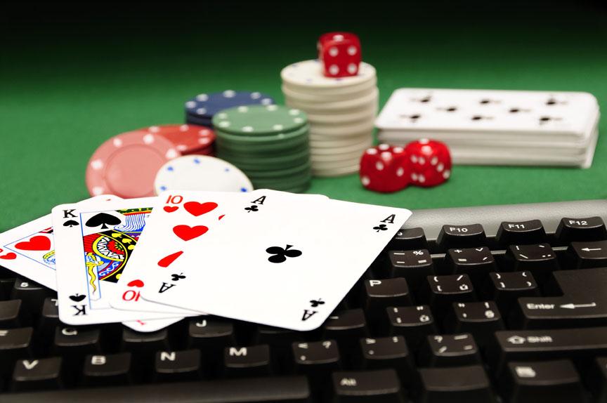 На фото: В темноте карточного азарта (ликбез от профессионала в преферансе), автор: Komissarov