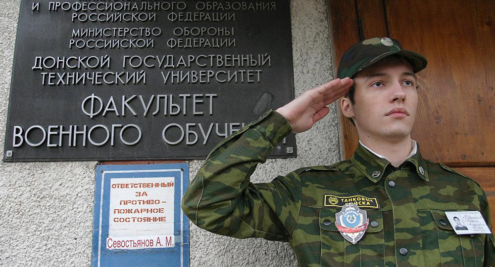 На фото: ВЫСШЕЕ ОБРАЗОВАНИЕ И АРМИЯ - ПОНЯТИЯ СОВМЕСТИМЫЕ (мнение), автор: Komissarov
