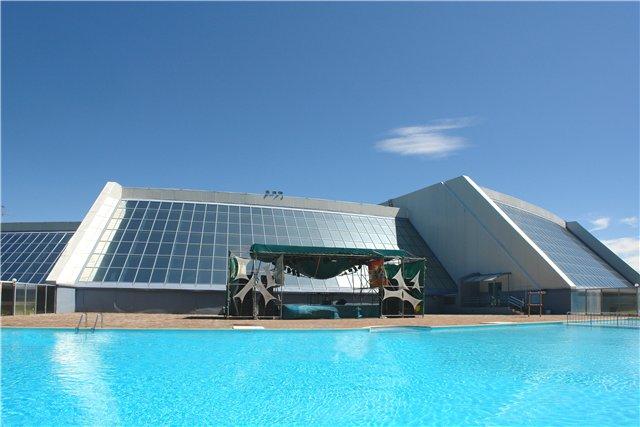 На фото: Как проектировали и строили самарский аквапарк, автор: Komissarov