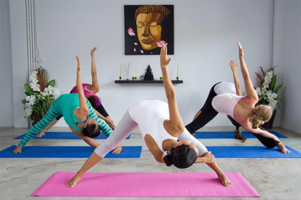 На фото: Человек с планеты йоги. Интервью о здравом образе жизни., автор: Komissarov
