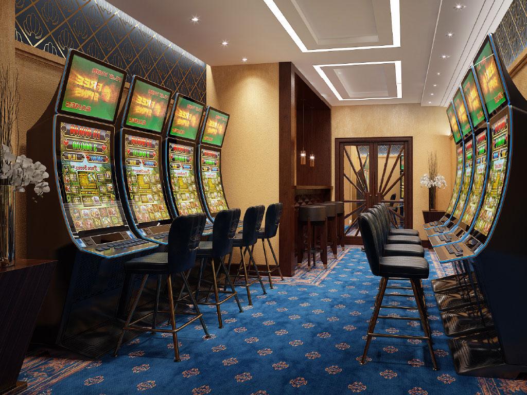 На фото: New Gambling House SL Casino Riga Opened in Riga in the Grand Hotel Kempinski, автор: admin
