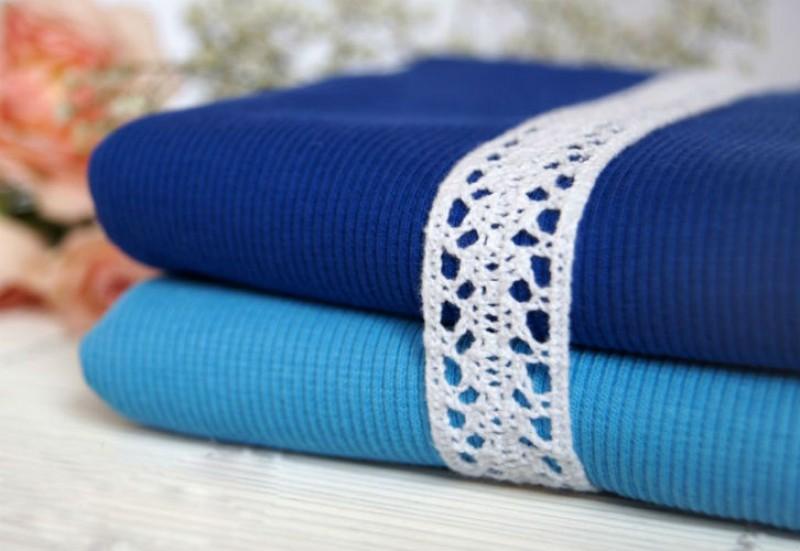 На фото: © Особенности и применение трикотажной ткани, автор: admin