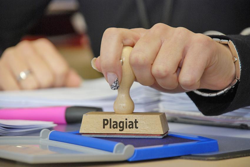 На фото: Плагиат нельзя оставлять безнаказанным (мнение), автор: admin