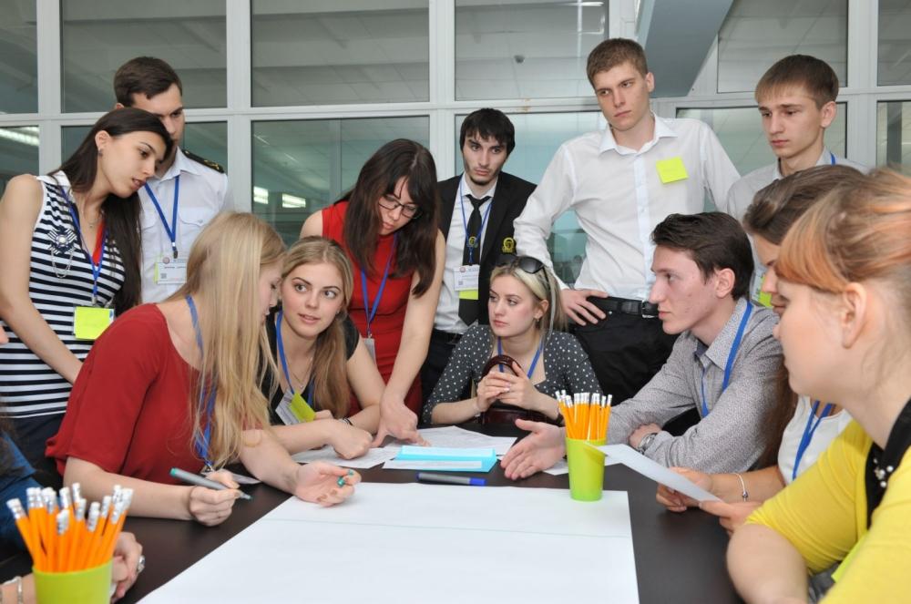 На фото: Саморегулирование студенческой среды: от борьбы с плагиатом до внутривузовского управления, автор: admin