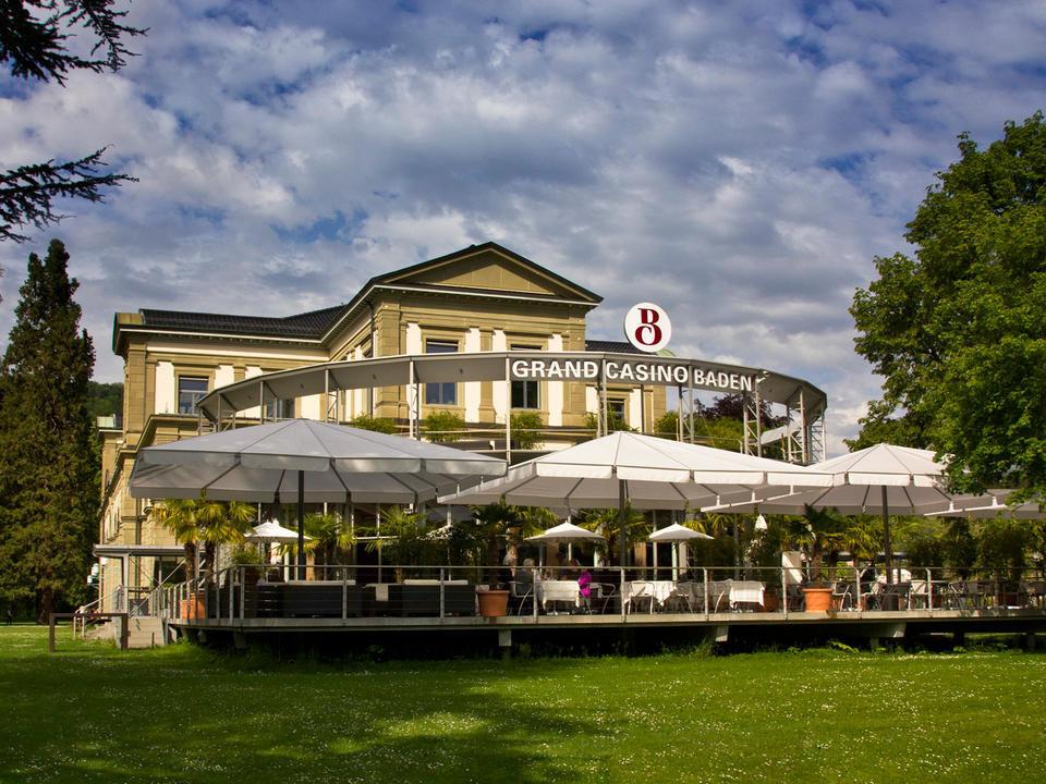 На фото: Достопримечательности Австрии. Казино Баден, автор: admin