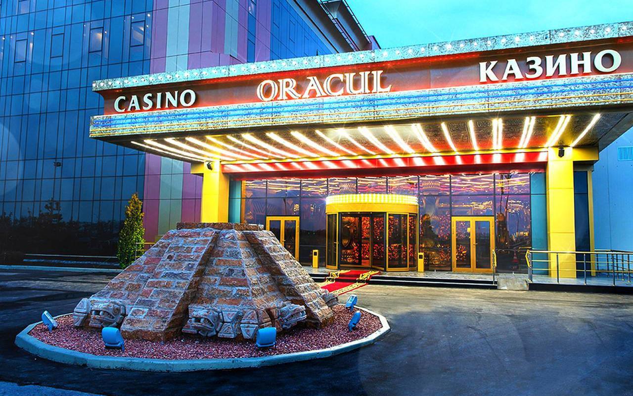На фото: Рекреативная игровая зона Oracul в России (путешествие в «Азов-Сити»), автор: admin