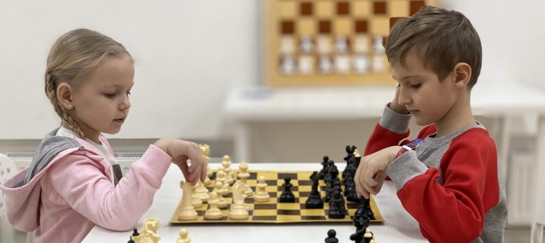 На фото: В каком возрасте начинать обучение шахматам?, автор: admin
