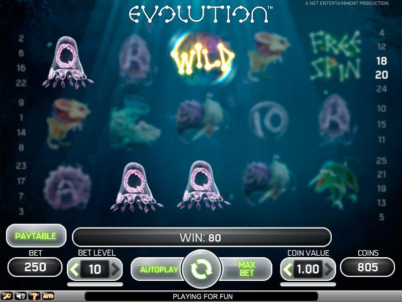"""На фото: """"Эволюция"""" - лучшая игра 2021-го года в экосистеме Джойказино (личный опыт), автор: admin"""