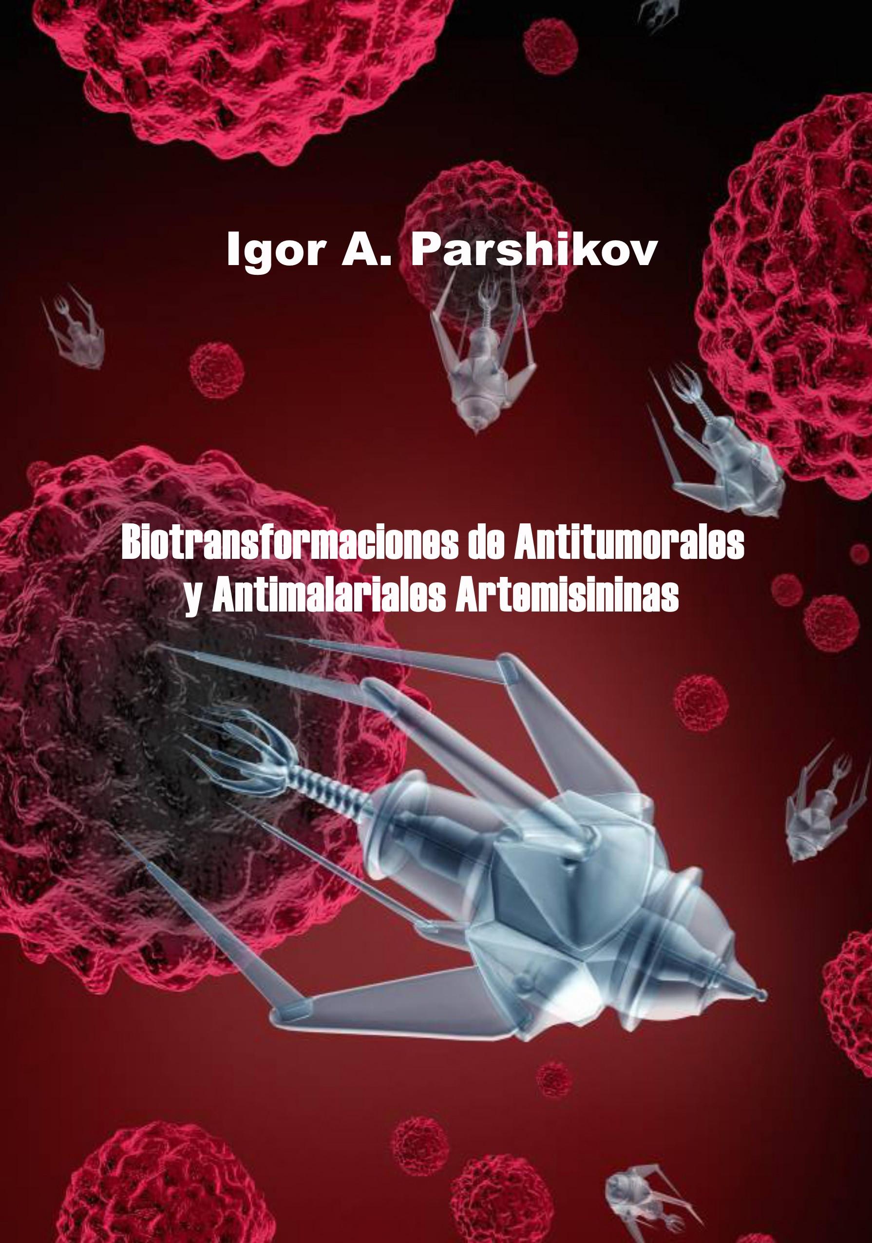 На фото: Biotransformaciones de Antitumorales y Antimalariales Artemisininas, автор: igorzen