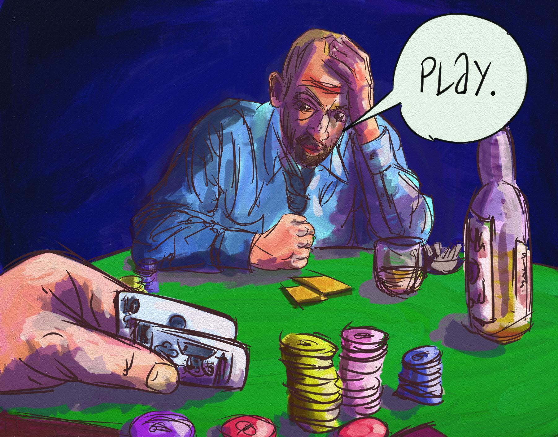 """На фото: Чем """"болеет"""" молодежь? Покер, """"Азино"""", """"танки"""" и """"Вулканы"""", автор: admin"""
