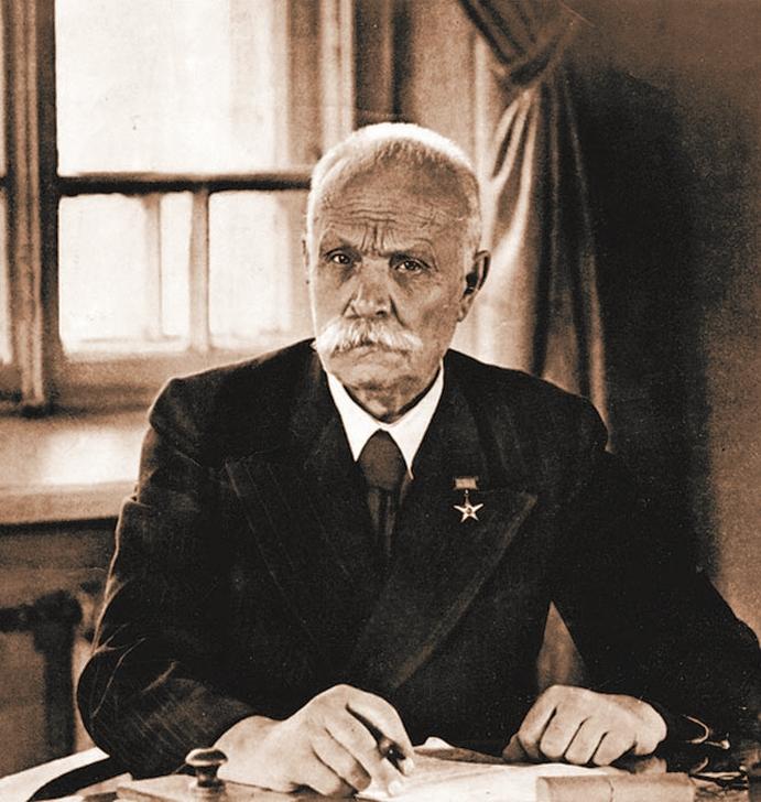 На фото: День рождения Е.О. Патона, автор: admin