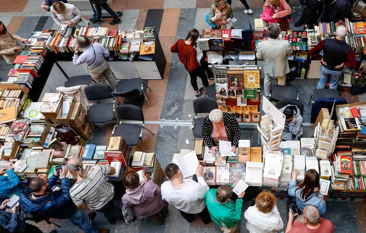На фото: Будни украинского книготорговца (авторский репортаж), автор: admin