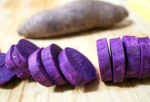 На фото: Фиолетовый батат продлевает жизнь?, автор: ДЖАГАРОВ Д.