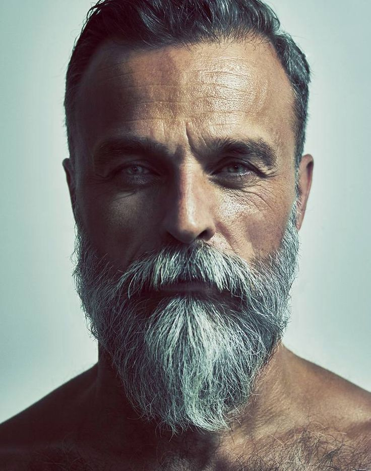 На фото: Как иметь здоровую бороду и усы, автор: admin
